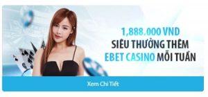 thưởng chuỗi cược thắng thua casino fun88